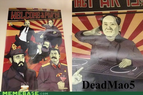 Deadmau5,dj,electronic music,communism