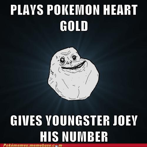forever alone,youngster joey,meme