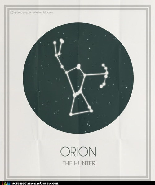 Astronomy constellation stars Orion - 6725232384