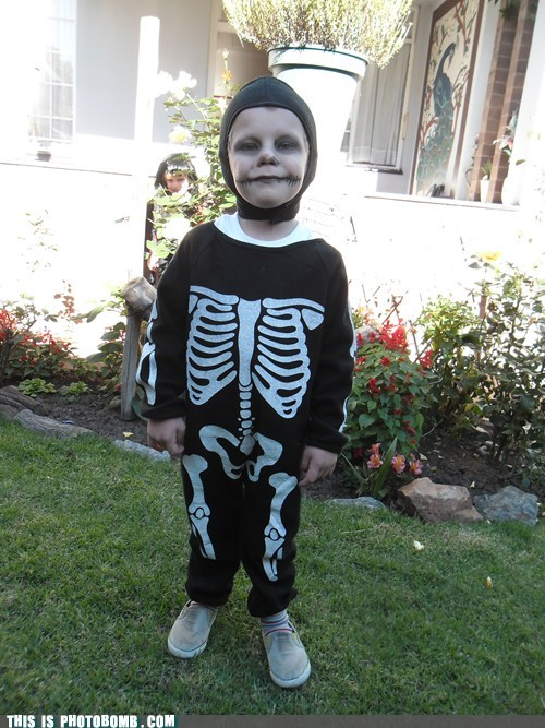 costume kids SOON skeleton - 6725499904