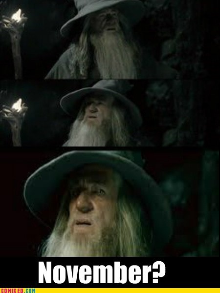 november,gandalf,i have no memory of this place