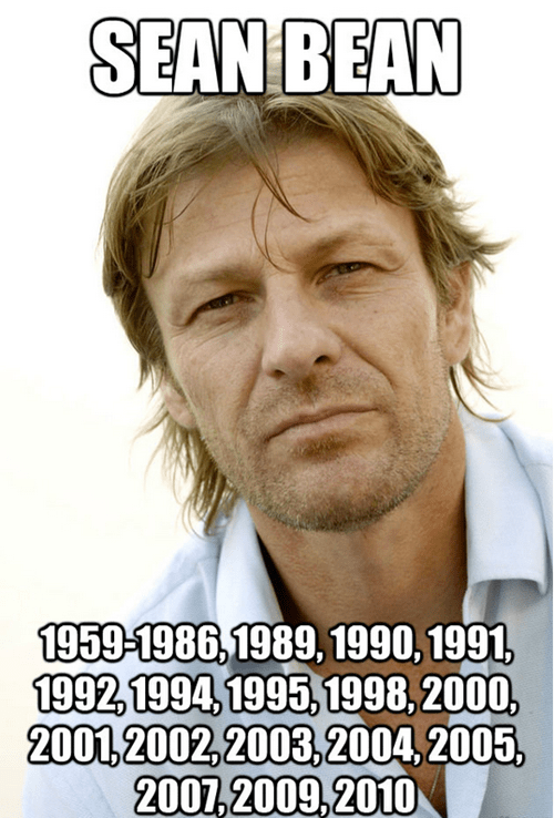 sean bean,actor,celeb,funny