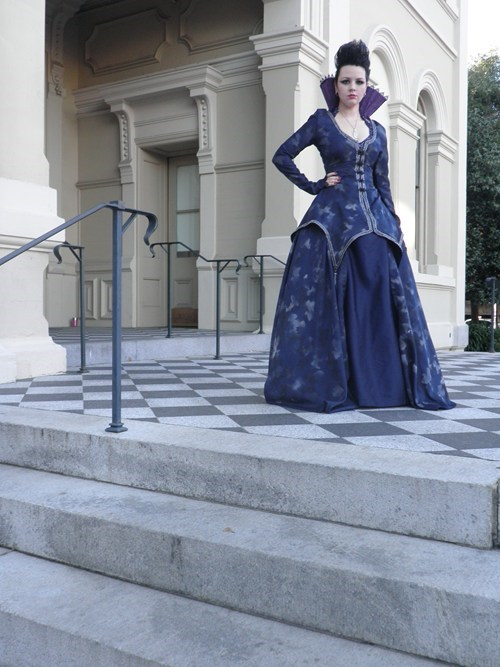 cosplay,once upon a time,regina,ABC