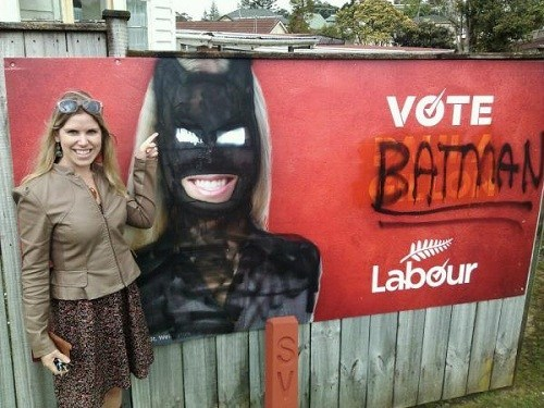 vote batman,labour party,election