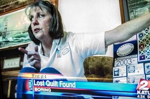 boring news headline portland murders burglaries lost quilt found - 6726023424
