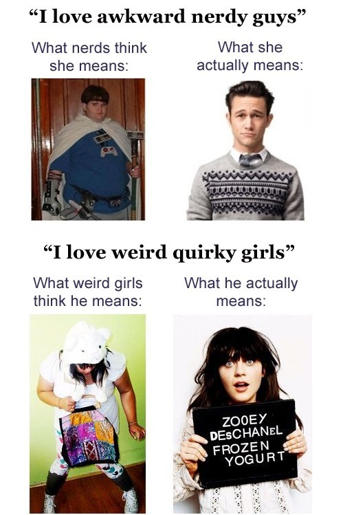awkward nerdy guys awkward nerdy girls so damn whimsical dating fails g rated - 6726170112