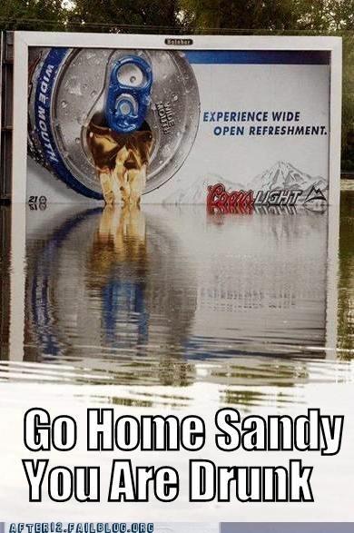 sandy the bar none go home sandy - 6726230784