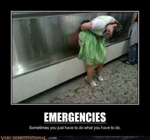 emergency urinal pee lady - 6726319360