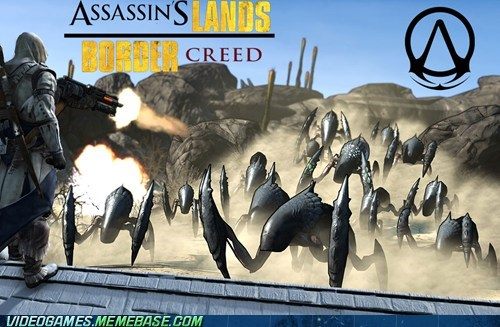 logo borderlands assassins creed symbols - 6726372864