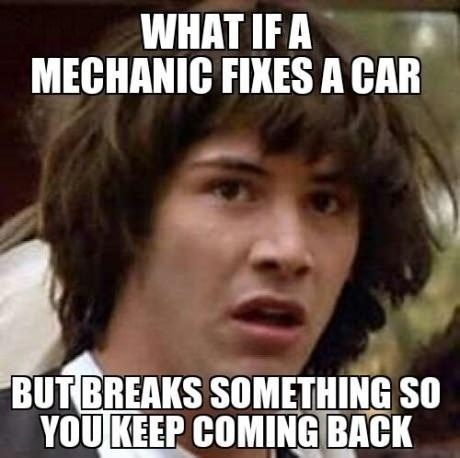 repair,keanu reeves,mechanics,keanu,conspiracy keanu,repair man