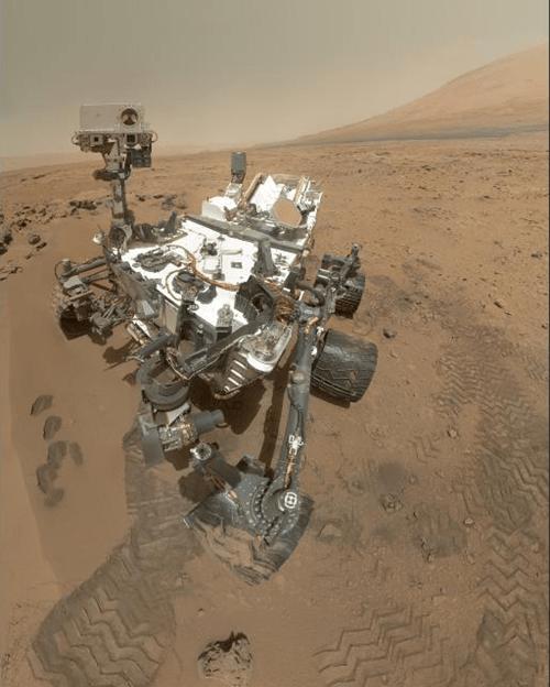 Mars curiosity rover - 6727099648
