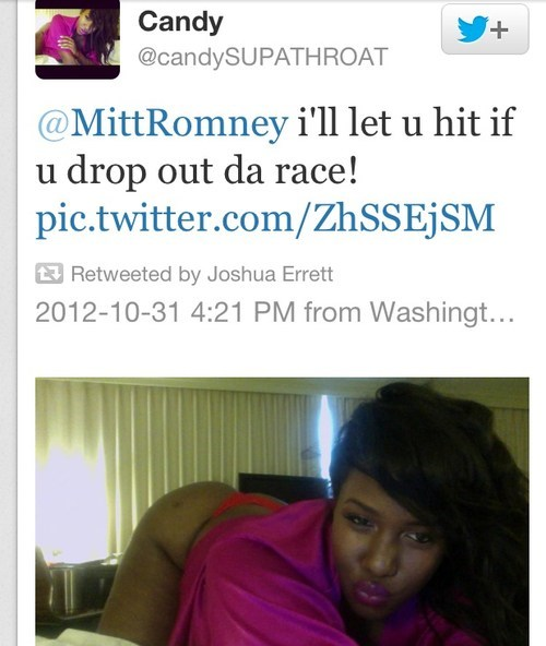 tempting,Mitt Romney,hit it,drop out,classy,offer