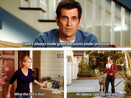 Modern Family actor TV celeb ty burrell funny - 6727178240