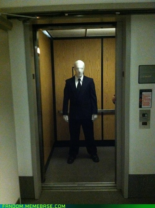 slender man cosplay halloween slender - 6727425280