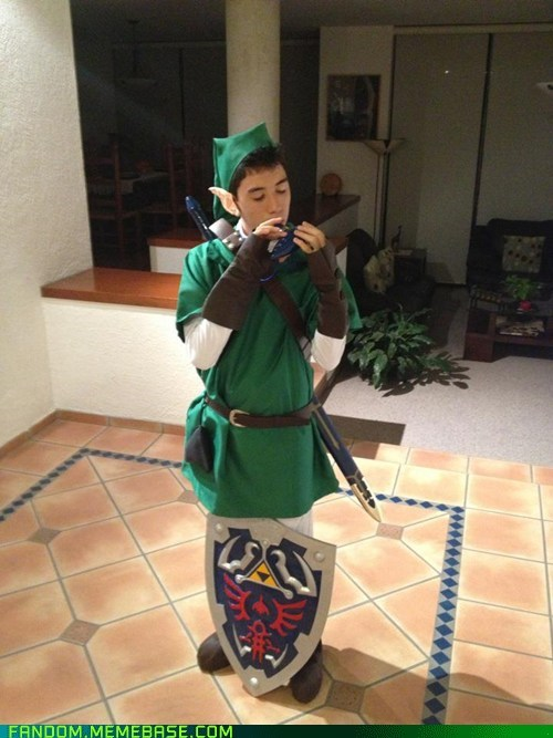 link,cosplay,halloween,legend of zelda