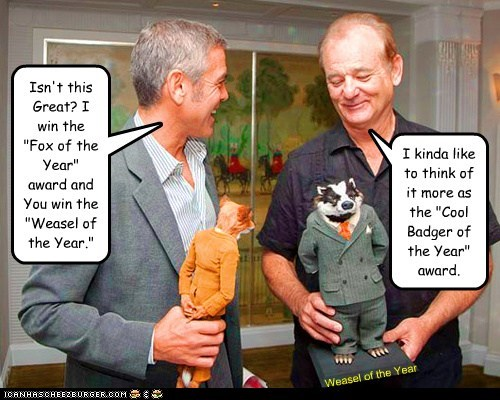 bill murray george clooney actor celeb funny - 6727531520