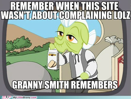 my little brony meme granny smith pepperidge farm remembers - 6727563264
