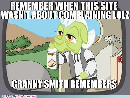 my little brony meme granny smith pepperidge farm remembers - 6727563264