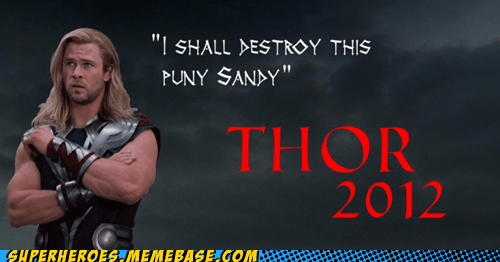 sandy,Thor,storm,president