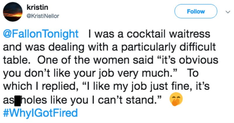 crazy reasons people got fired from their jobs