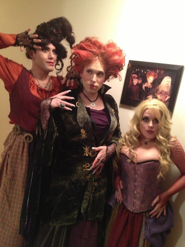 hocus pocus halloween costumes movies - 6729016576