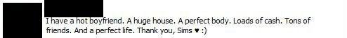 boyfriend wealthy The Sims successful - 6729360640