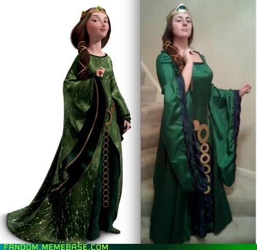 brave disney cosplay halloween movies - 6729502208