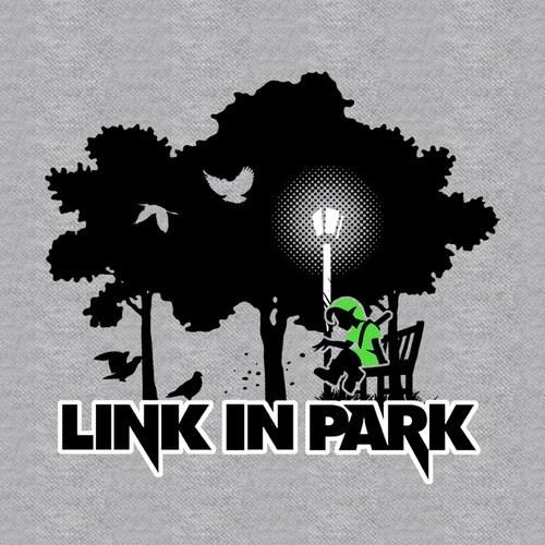 link,zelda,hybrid theory,linkin park