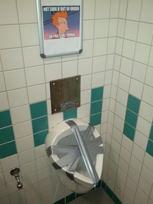 fry meme,urinal,futurama fry meme,toilet,Futurama Fry,fry