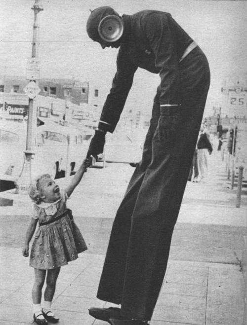 costume tall stilts