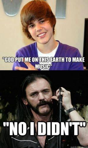 lemmy,Motörhead,justin bieber