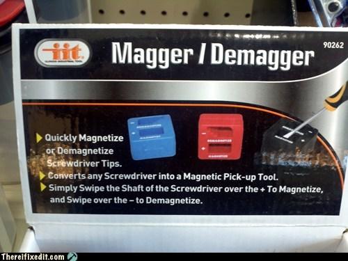 magger magnet demagger - 6730043136