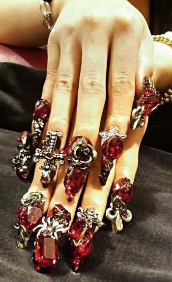 crazy fashion jewels style Bling if style could kill - 6730069760