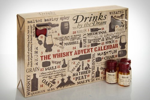 alcohol,booze,advent calendar,whiskey,daily