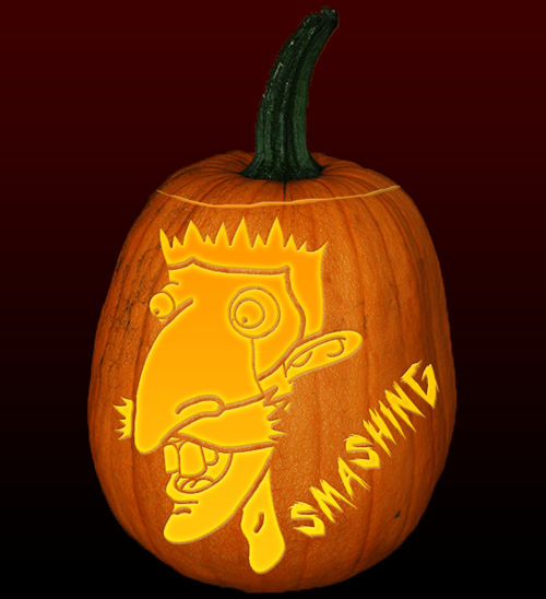 catchphrase pumpkins smashing pumpkins literalism smashing nigel thornberry double meaning the wild thornberries - 6730373632