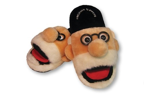 freud Freudian freudian slip slippers literalism Sigmund Freud double meaning - 6730377984