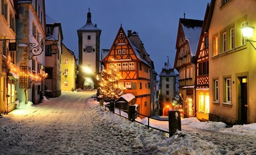 europe cityscape Germany magical destination WIN! g rated
