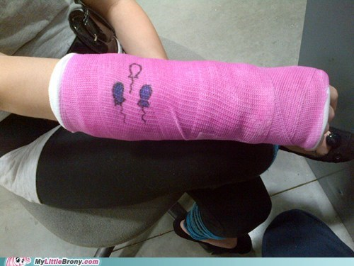 Bronies IRL casts funny cutie marks - 6730861056