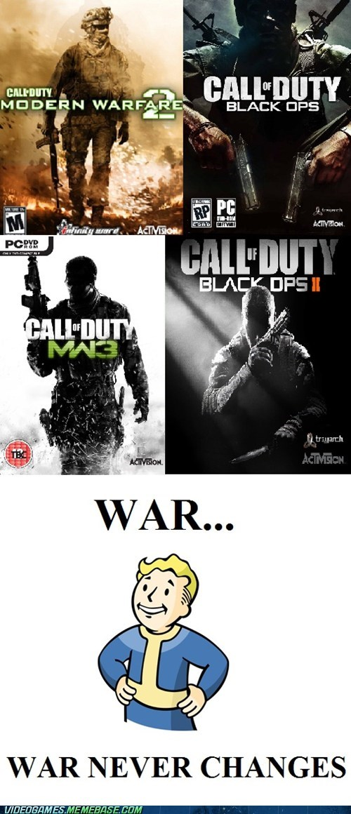 call of duty war fallout - 6731356672
