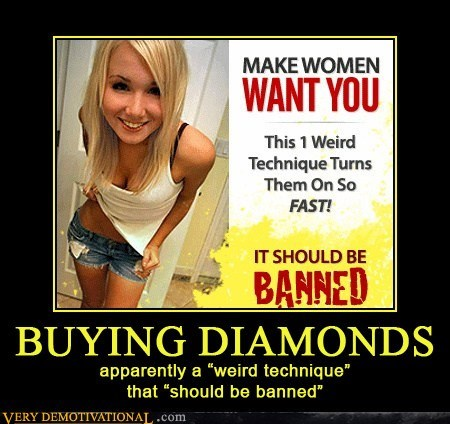 diamonds what they want women - 6732847360