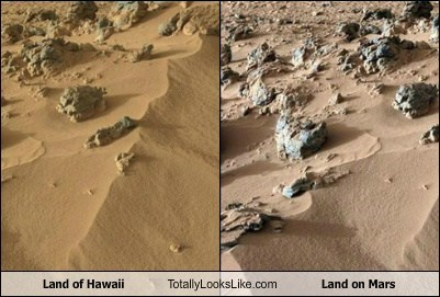 TLL Hawaii Mars geography funny planet - 6732902912