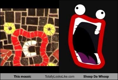 TLL shoop da whoop mosaic meme funny - 6734067200