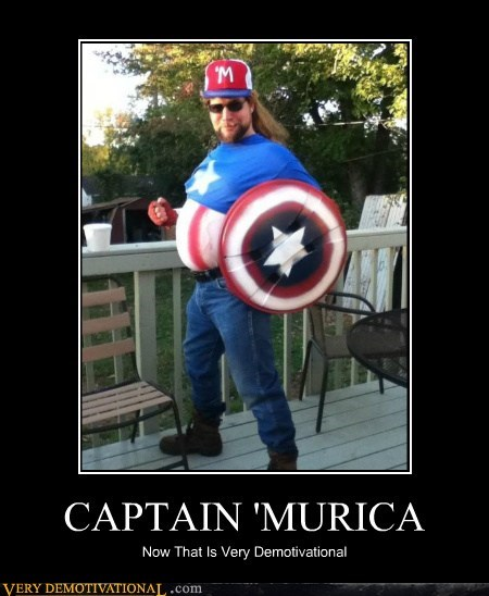 costume murica captain america - 6734425088