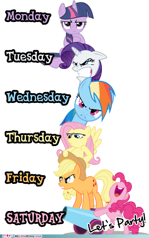 season 3 Bronies long week cant-wait