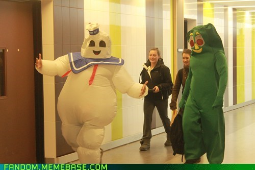 cosplay,halloween,gumby