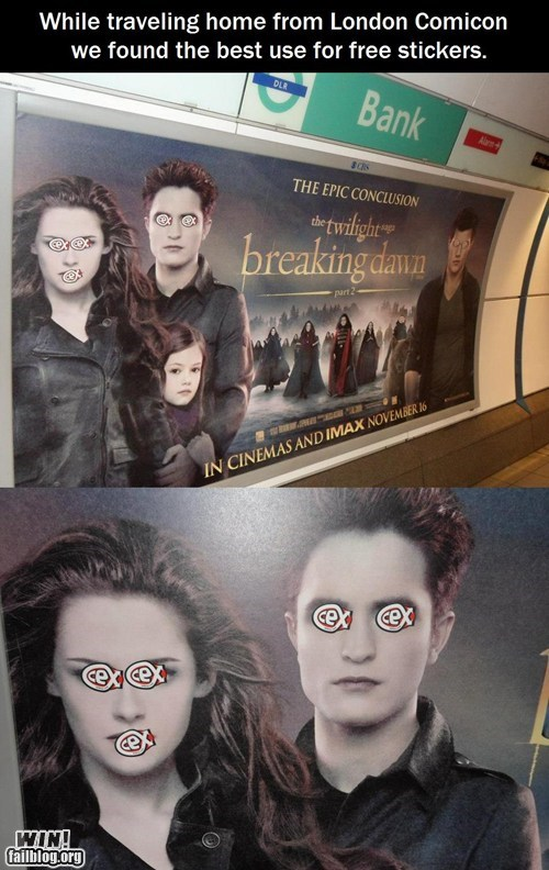 breaking dawn hacked irl twilight - 6734965504