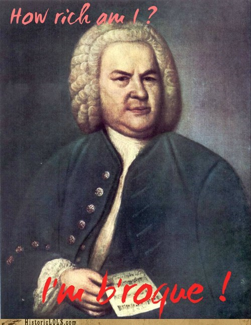 baroque poor composer rich - 6735560192