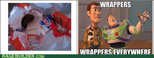 candy,halloween,wrappers