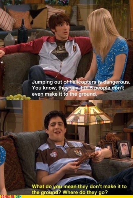 helicopters drake and josh Fact Check TV - 6735786496