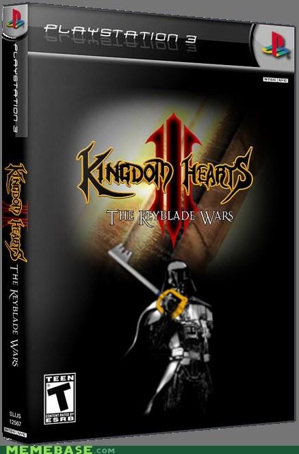crossover kingdom hearts star wars me gusta - 6736084224